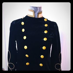 NWT Ralph Lauren military jacket